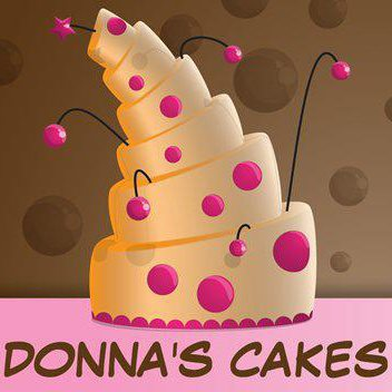 donna cake