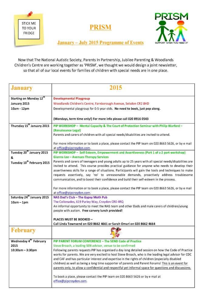 PRISM Programme Jan - July 2015_Page_1
