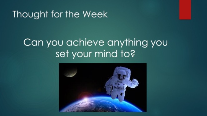 TFTW anything you set your mind to