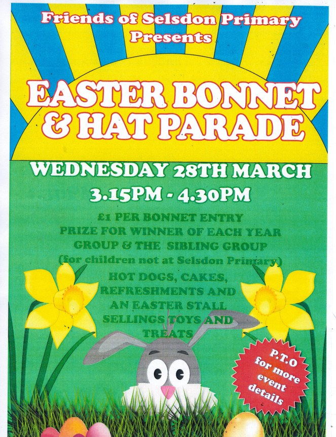 East Bonnet and Hat Parade