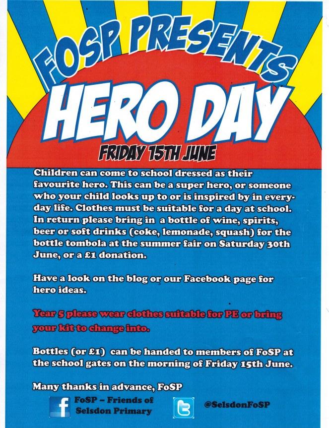 FOSP Heros day